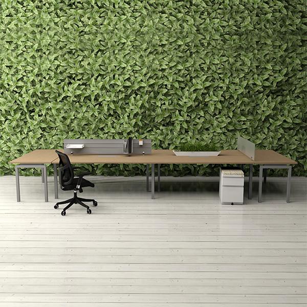 Stretch-plant-wall
