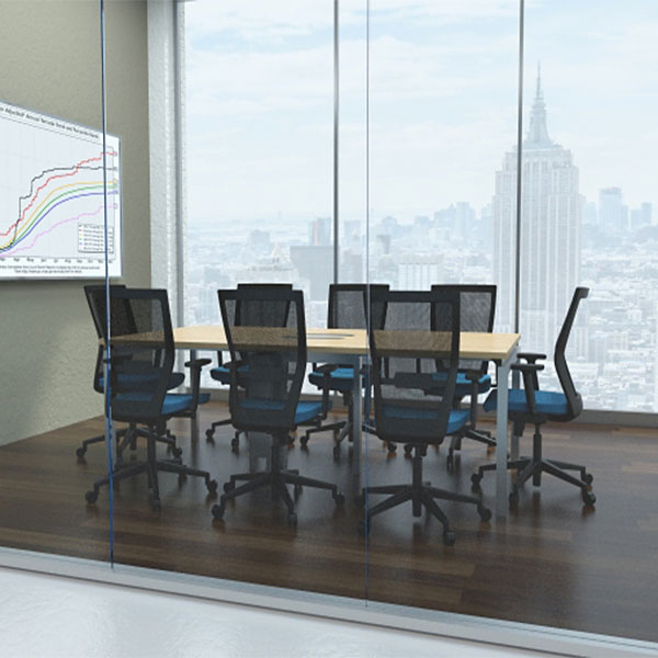 Stretch Conference Table