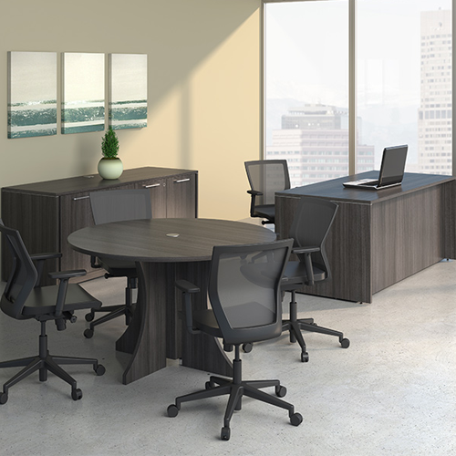 Private Office Furniture from Gateway's Skyline Series