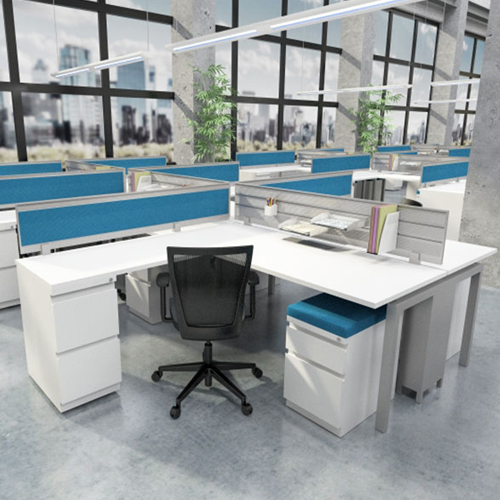 Office Pod Furniture from Gateway's Stretch Series