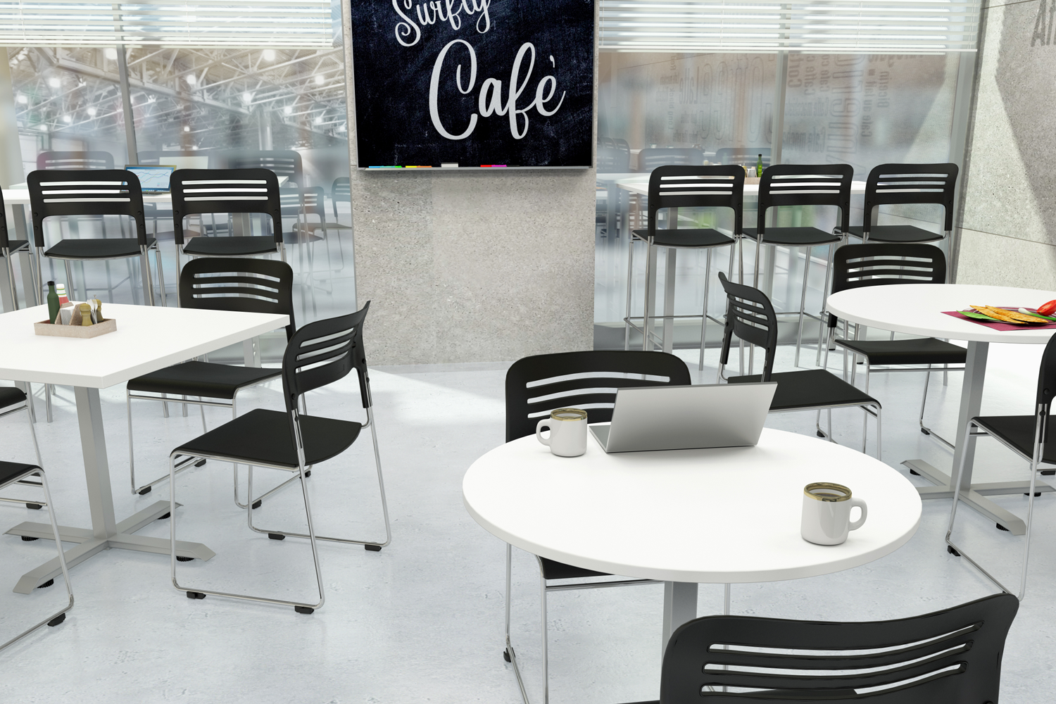 Café & Dining by Gateway Office Furniture
