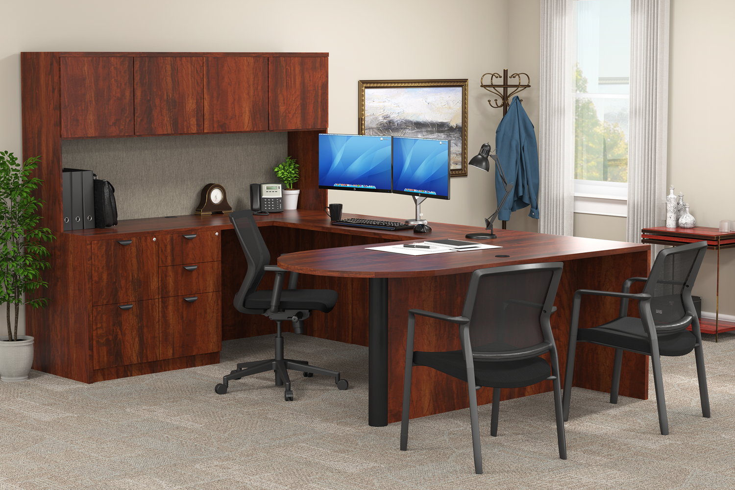 Private Office by Gateway Office Furniture