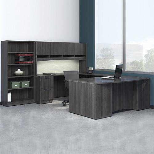Skyline Desk by Gateway Office Furniture