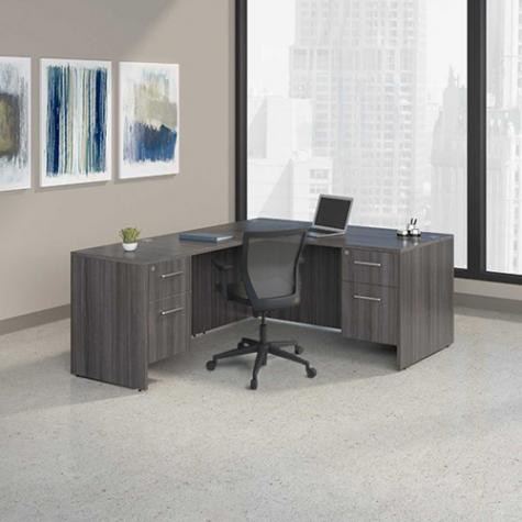 Skyline Executive and Reception Desks